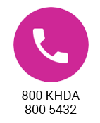 KHDA toll free number